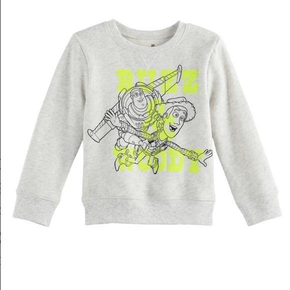 99292fd9d Disney Shirts & Tops | Nwt Woody Buzz Lightyear Toy Story Sweater ...